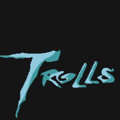 Un Sfroumptch de Trolls de Troy création en pâte à papier