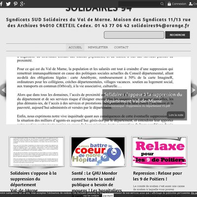 SOLIDAIRES 94