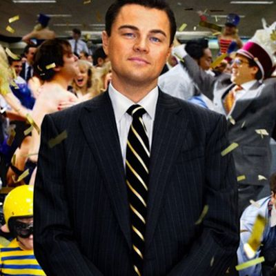 The Wolf of Wall Street, Leo drogato di soldi
