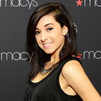Young Singer Christina Grimmie was shot yesterday after concert!