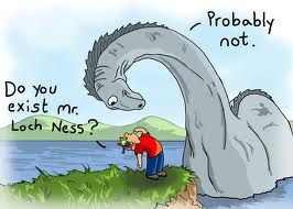 NESSIE! THE LOCK NESS MYSTERY...