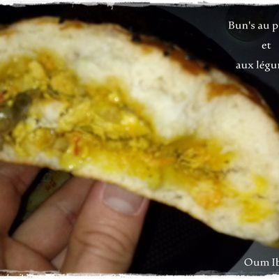 Recette n°1 avec la pâte magique : Les Bun's !