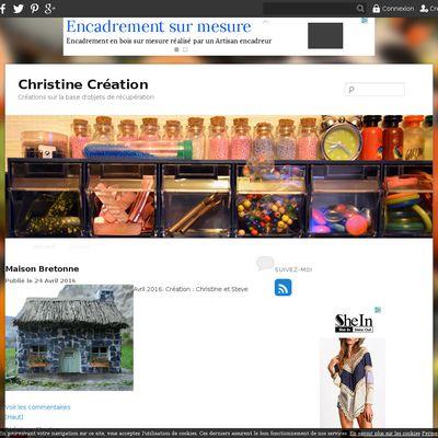 Christine Création