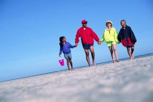 More tips for successful travelling with children