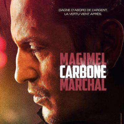 CARBONE - MARCHAL - MAGIMEL Première affiche sortie le 1er Novembre