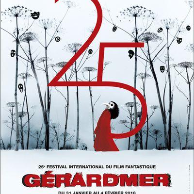 25 eme Festival du film fantastique de Gerardmer à partir du 31 Janvier