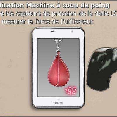 Application Machine à Coup de Poing