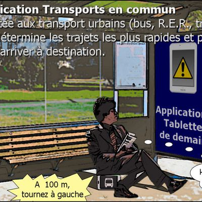 Application Transports en commun