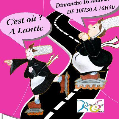 6h roller du Goëlo à Lantic le 16 août 2015