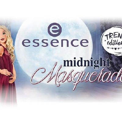 Essence Trend Edition : Midnight Masquerade