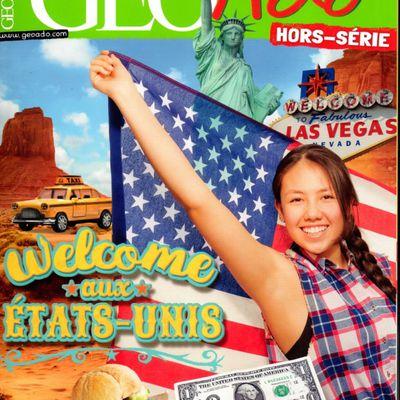 Romain dans le magazine GéoAdo