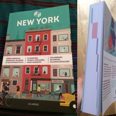 Out of the Box New York - le guide pour sortir des sentiers battus