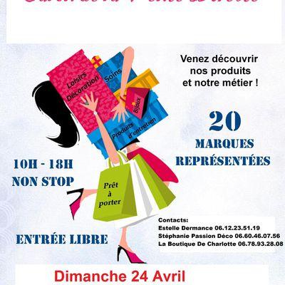 Salon de la vente directe à Broué