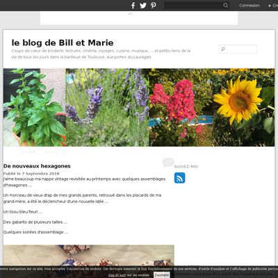 le blog de Bill et Marie