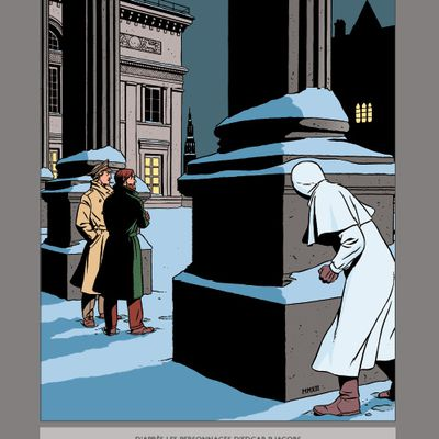 Blake et Mortimer, la collection Hachette : Le Serment des cinq Lords