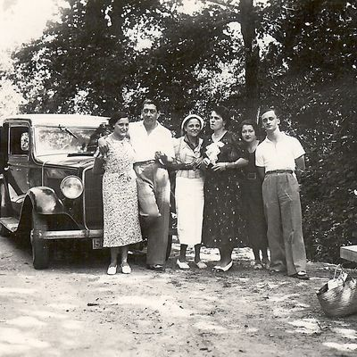 Le 15 Août 1936 Voyage en Kabylie.
