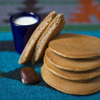 [ RECETTE FLUFFIE ] Pancakes à la crème de marrons
