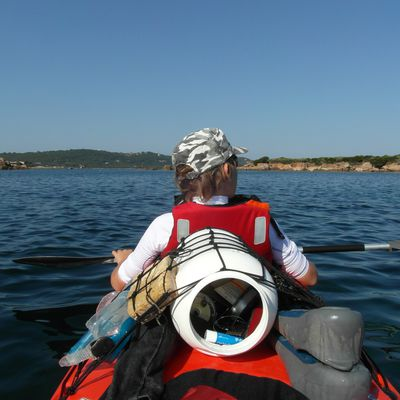 Kayak en Corse II : le retour ...