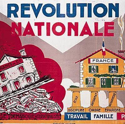 France: Les combats de la Résistance et la refondation républicaine.