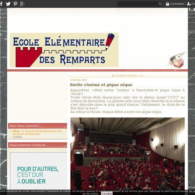 Le blog de l'école élémentaire des Remparts de Brezolles