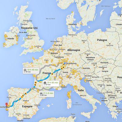 Goldwing Unsersbande - Voyages du Unsersbande