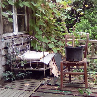Accro-art au jardin