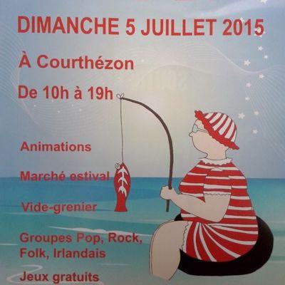 L'Atelier KM17 à la journée d'été 2015 de Courthézon
