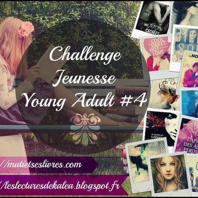 Challenge Jeunesse & young adult # 4 avec Muti et Kaléa