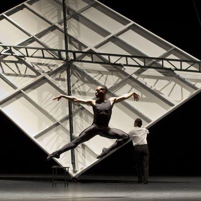 Le Ballet de l'Opéra de Lyon, septembre 2014