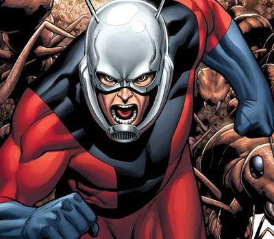 ANT-MAN : Les dernières infos sur le Super-Héros Marvel