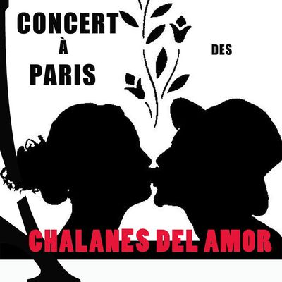 "Invitation au concert des ""Chalanes del Amor"""