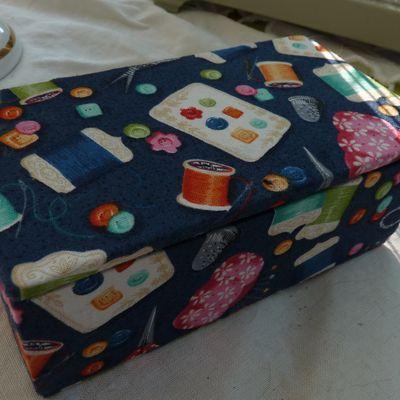 Petite boîte à couture