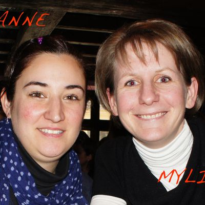 Le blog de Anne & Mylie