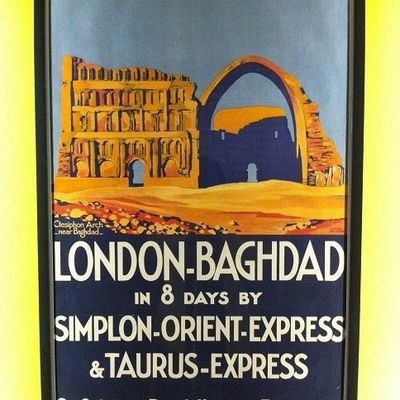 L'expo Orient Express