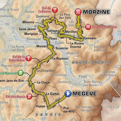 Tour de France : restrictions de circulation