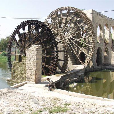 Les moulins...un patrimoine à préserver.