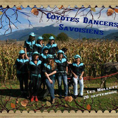 Le blog des Coyotes Dancers Savoisiens - 06 98 49 50 92 - christ.croes@gmail.com