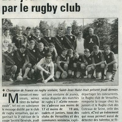 AS Rugby Saint-Jean-Hulst