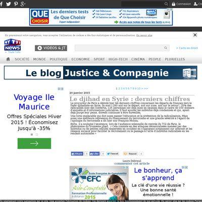 Le blog de Laure Debreuil