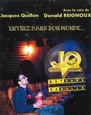 LUNDI 21H30 :Jack Quillon Est dans sa Bulle