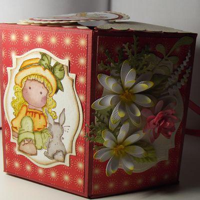 My secret box Magnolia
