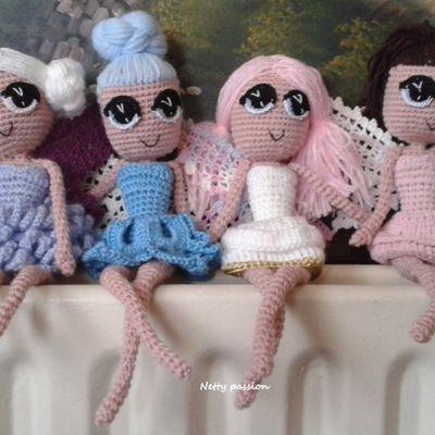 4 petites fées