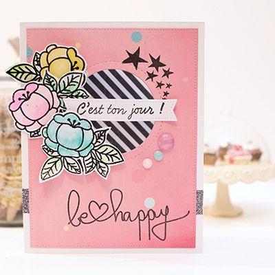[Le monde de Lola] Carte d'anniversaire