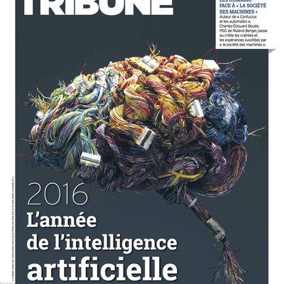 2016, l'an 1 de l'intelligence artificielle