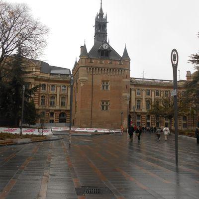 à Toulouse