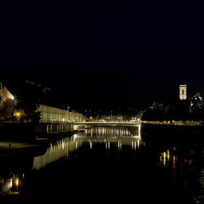 Besançon les quais