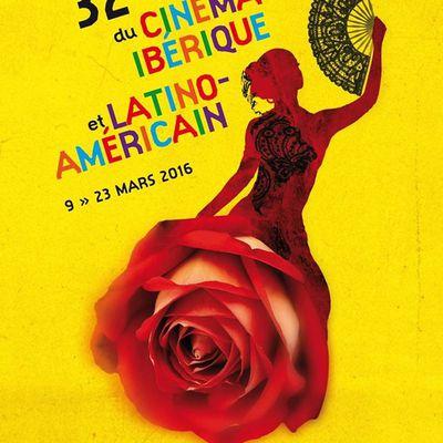 32e reflets du cinéma Ibérique et Latino-américain 2016