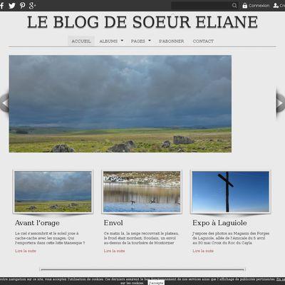 Le blog de Soeur Eliane