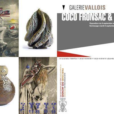 Coco Fronsac & King Galerie Vallois