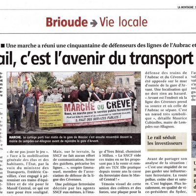Le rail : l'avenir du transport